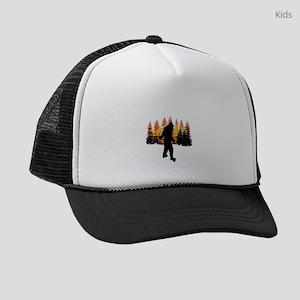 ALWAYS FORWARD Kids Trucker hat
