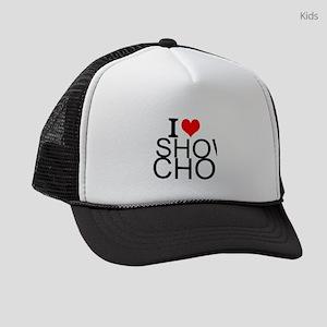 I Love Show Choir Kids Trucker hat