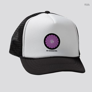 Be Connected. Kids Trucker hat