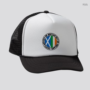 SCOTLAND-BRITAIN-IRELAND Kids Trucker hat