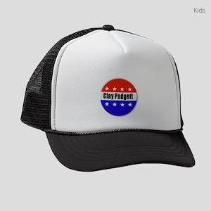 Clay Padgett Kids Trucker hat