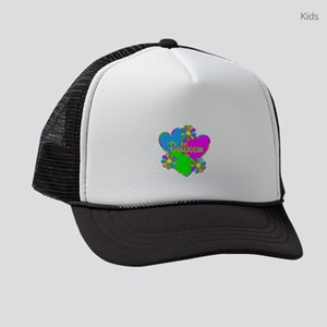 Love Ballroom Kids Trucker hat