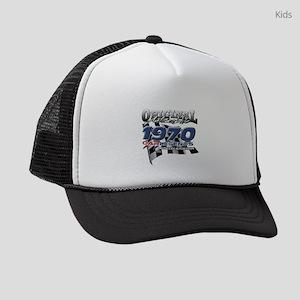 1970 carlegends Kids Trucker hat