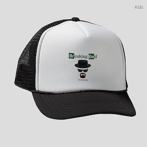 Breaking Bad Heisenberg Kids Trucker hat