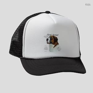 Saint Bernard (Rough) Kids Trucker hat