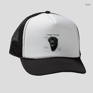 Black Lab Kids Trucker hat