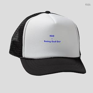 easing-god-out Kids Trucker hat