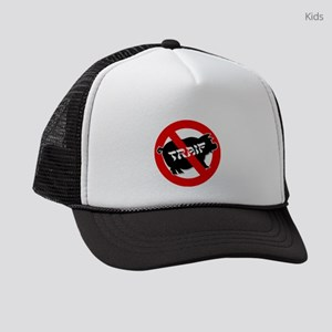 FIN-traif-pig Kids Trucker hat