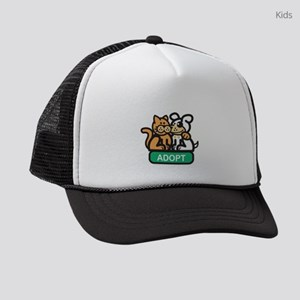 adopt Kids Trucker hat