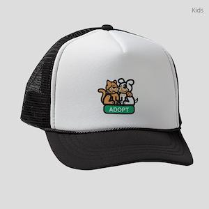 adopt Kids Trucker hat