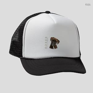 portrait5 Kids Trucker hat
