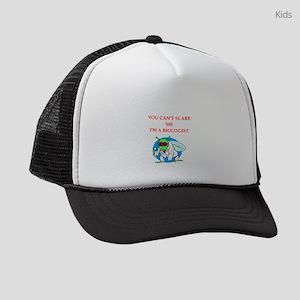 biologist Kids Trucker hat