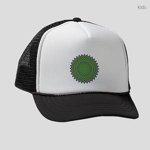 Mandala Kids Trucker Hat