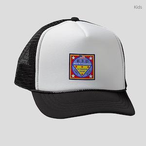 RIP Badge 6397 Kids Trucker hat