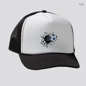 Breakthrough Soccer Ball Kids Trucker hat