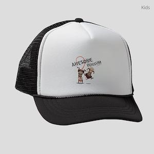 Ice Age Awesome Possum Light Kids Trucker hat