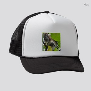 Sloth_20171105_by_JAMFoto Kids Trucker hat