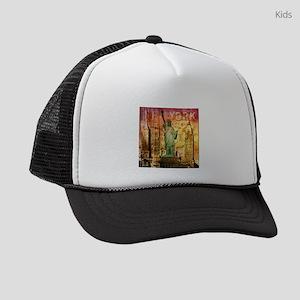 New York Statue of Liberty Kids Trucker hat