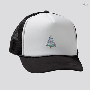 Oh Chemistry, Oh Chemist Tree Kids Trucker hat