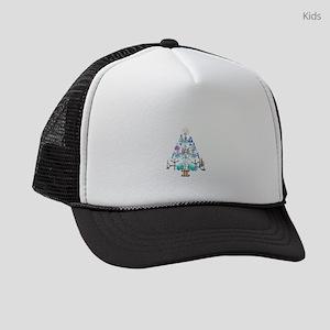 Oh Chemistry, Oh Chemist Tree Kids Trucker hat