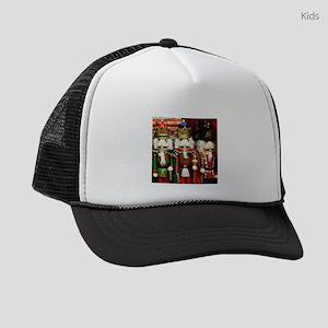 Nutcracker Soldiers - Christmas T Kids Trucker hat