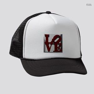 LOVE Philadelphia Kids Trucker hat