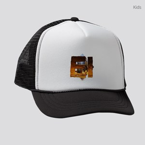 E1 Kids Trucker hat