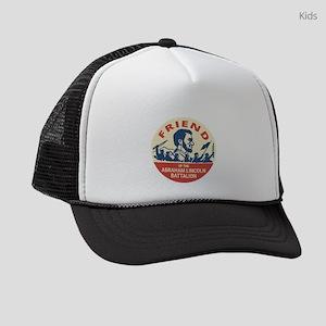 Abraham Lincoln Brigade Kids Trucker hat