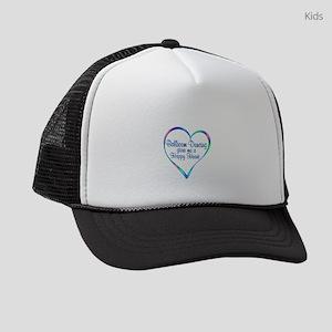 Ballroom Happy Heart Kids Trucker hat