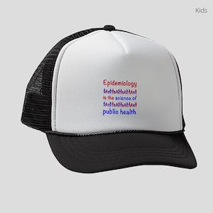 Epi is sci of publ hlth Kids Trucker hat
