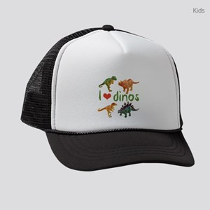 Dinos Kids Trucker hat