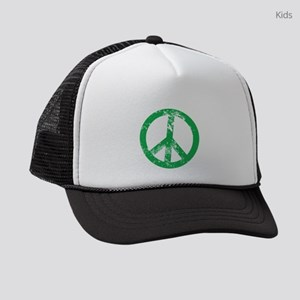 Peace Sign Other  Kids Trucker hat