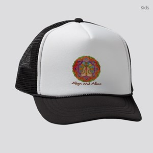 Align and Allow Kids Trucker hat