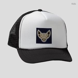 Electric Hawk Kids Trucker hat