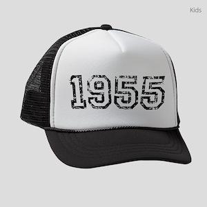Year 1955 Vintage Birthday(Men/Wh Kids Trucker hat