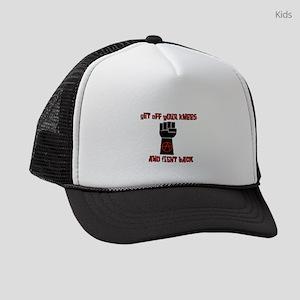 Fight Back Kids Trucker hat