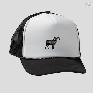 FULL ATTENTION Kids Trucker hat