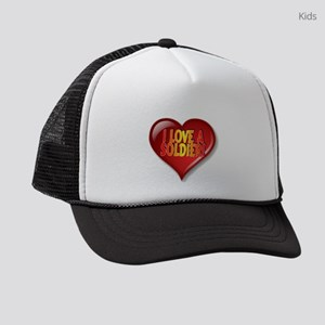 I Love To Dance! Kids Trucker hat
