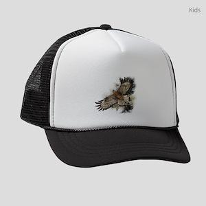 Falcon Flight Kids Trucker hat