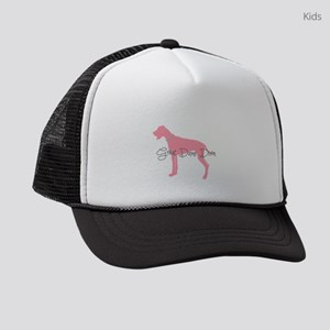 diamonddiva Kids Trucker hat