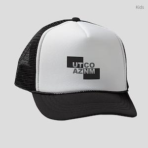 Four Corners Kids Trucker hat
