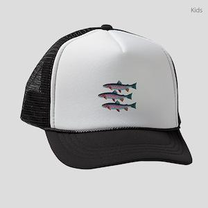 SCHOOLING TIMES Kids Trucker hat
