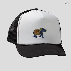 NEWLY FOUND Kids Trucker hat