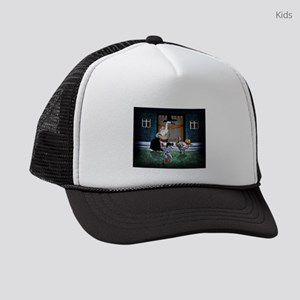 Halloween Ducks - Trick or Treat Kids Trucker hat