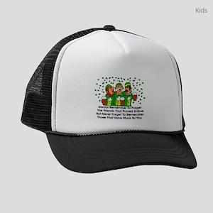 Irish Friendship Kids Trucker hat