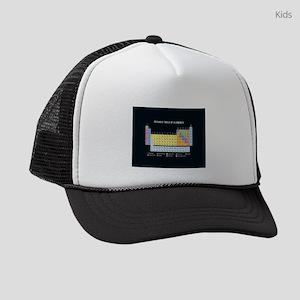 Periodic Table Kids Trucker hat