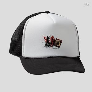 bullmastiff Kids Trucker hat