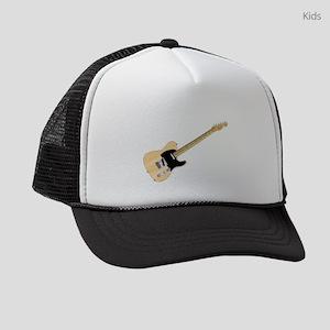 Rock Guitar Kids Trucker hat
