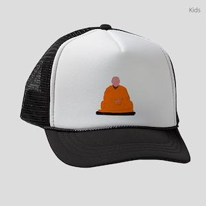 ZEN MONK Kids Trucker hat