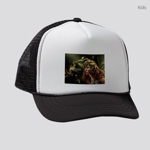 Dragon Fly, Fairy Kids Trucker hat